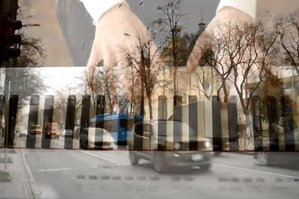 Рівнянин Назар Власюк презентував кліп на пісню «Моє місто» (Фото, відео)
