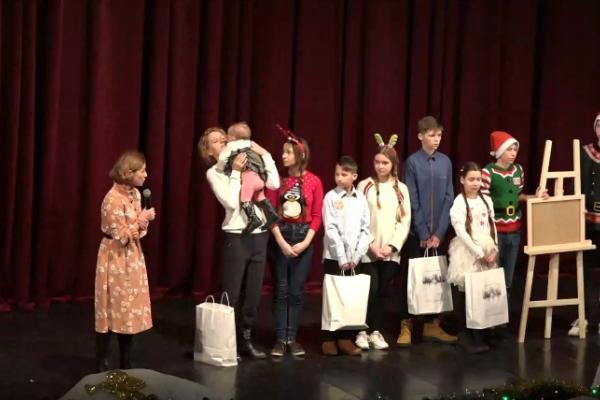 «Добро на Різдво»: у Рівненському ПДМ стартувала благодійна акція (Відео)