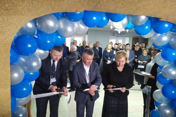 Перший в Україні STEM центр презентували на Рівненщині (Фото)