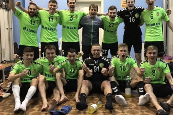 «Кардинал-Рівне» здобув першу перемогу під керівництвом нового тренера