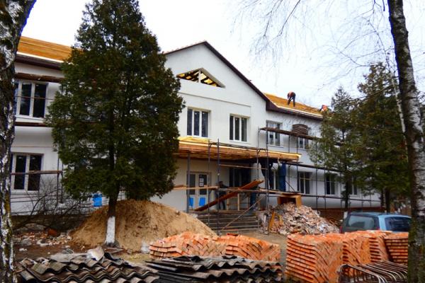 На Костопільщині реконструюють амбулаторії