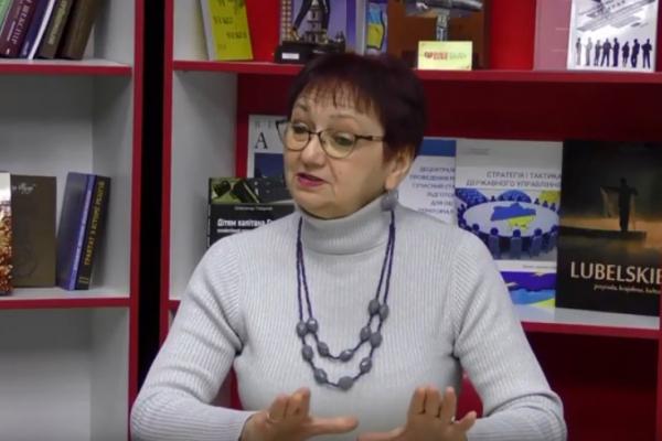 Історичне Рівне потрібно берегти, - Галина Данильчук (Відео)