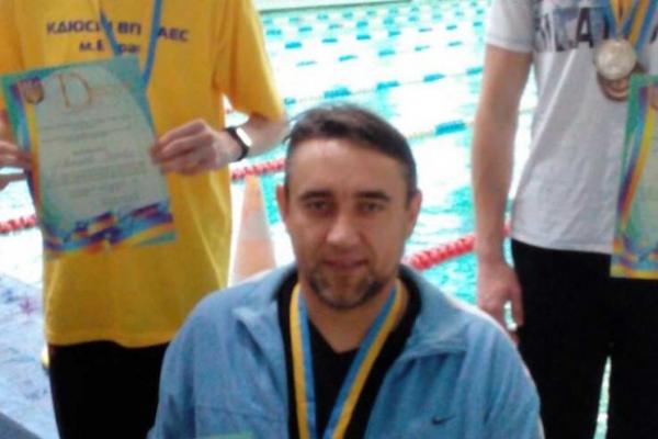 Рівненські плавці здобули медалі на Чемпіонаті України