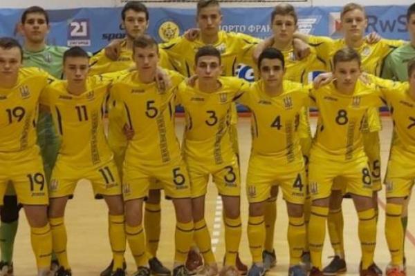 Рівненські футболісти у складі збірної України