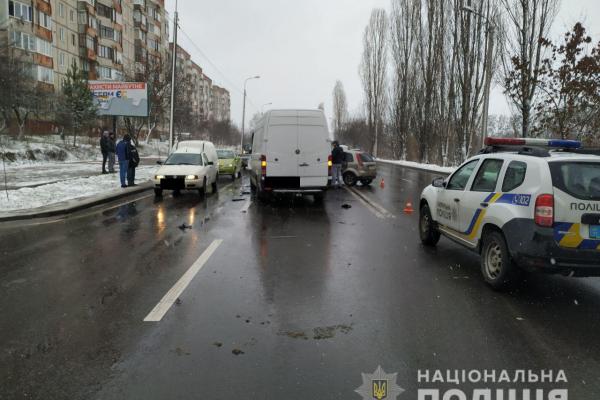 На Макарова знову ДТП. Водіям Рівненщини нагадують про безпеку (Фото)
