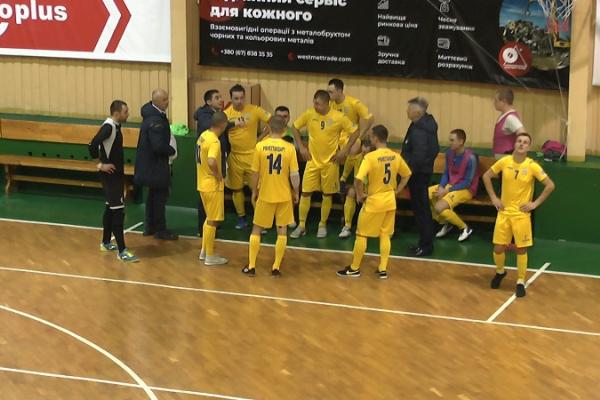 У Рівному відбулися півфінальні матчі традиційного Кубку міського голови Рівного з футзалу