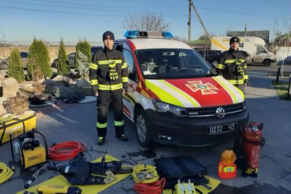 Рятувальники Рівненщини працюватимуть у посиленому режимі під час свят