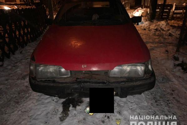 У Рівному нетверезому водієві «світить» кримінальна відповідальність