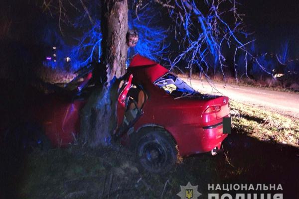 У селі Нова Українка на Рівненщині загинув водій