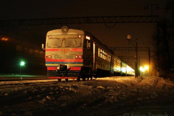 Нічна електричка «Здолбунів-Львів» знову відправлятиметься з Рівного