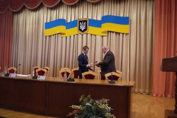 Новопризначеним прокурором Рівненської області став Антон Войтенко