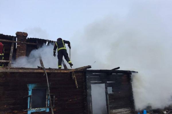 На Володимиреччині під час пожежі загинув власник оселі