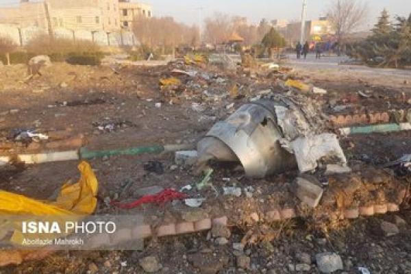 В Ірані розбився літак української авіакомпанії «МАУ» - на борту перебували 180 громадян (Фото, відео)