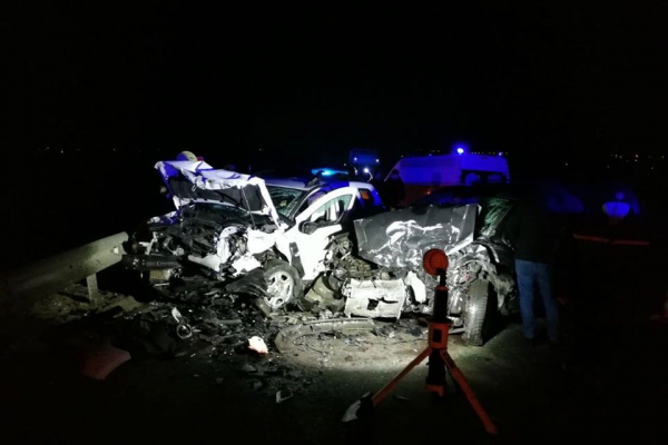 В автотрощі на дубенській об'їзній винен водій напідпитку (Фото)