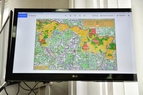 Біосферний резерват створюють на Рівненщині під егідою ЮНЕСКО