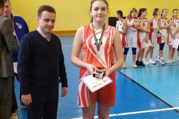 Рівненські баскетболістки здобули золото на змаганнях у Білорусі