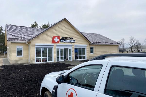 Ще одна амбулаторія відкрилася на Березнівщині