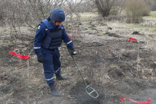 Два боєприпаси часів Другої світової війни було знищено на Рівненщини