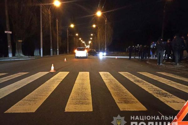 18-річна рівнянка збила жінку на пішохідному переході (фото)
