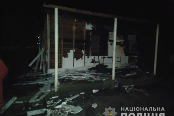 На Зарічненщині під час пожежі загинула неповнолітня