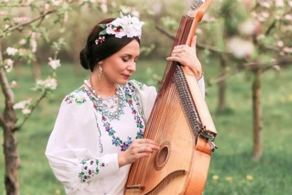 Бандуристка з Вараша Алла Лішун стала представником України в ЮНЕСКО
