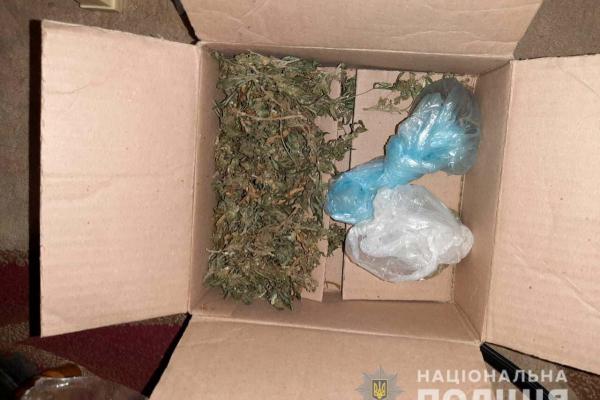 У будинку 25-річного жителя села Біла Криниця виявили канабіс