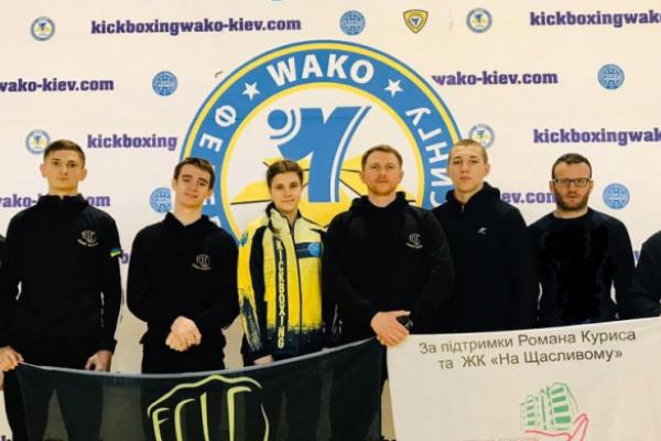 Рівненська збірна візьме участь у Кубку Європи з кікбоксингу