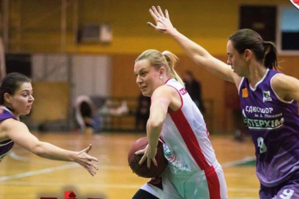 Рівненські баскетболістки здобули перемогу в Одесі