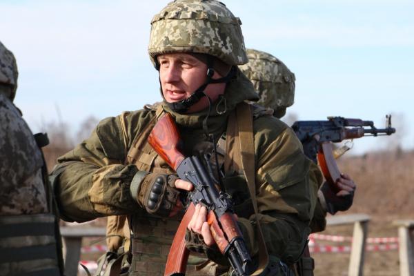 На Рівненщині військові вдосконалюють свої навики у kill house