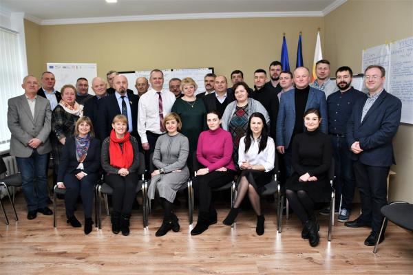 На Рівненщині продовжать впровадження децентралізації за підтримки «U-LEAD з Європою»