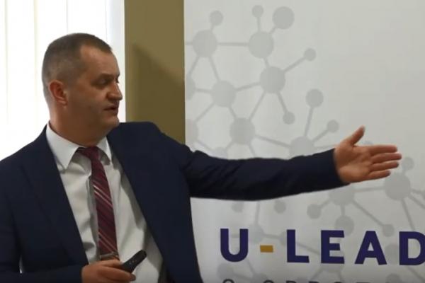 У Рівненському регіональному офісі Програми «U-LEAD» з Європою відбувся День відкритих дверей (ВІДЕО)