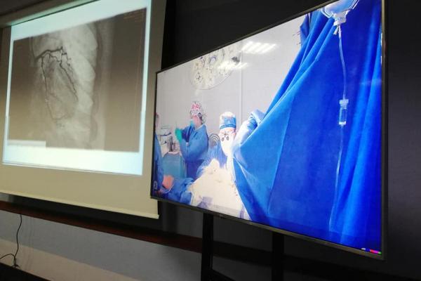 У Рівному провели третю операцію на відкритому працюючому серці - увесь процес транслювали