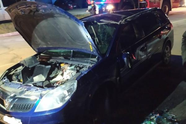 У Радивилові рятувальники ліквідували наслідки ДТП
