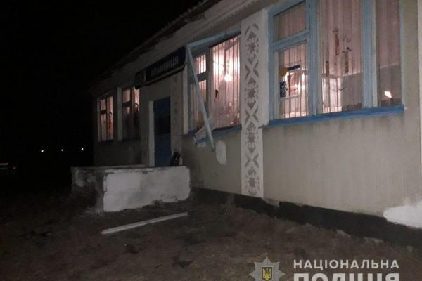 На Гощанщині двоє чоловіків пограбували крамницю