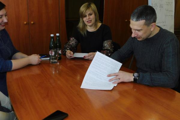 На Гощанщині створили першу патронатну родину в області
