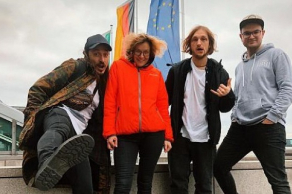 Рівненський рок-гурт Grandma'pick зняв новий кліп (ВІДЕО)