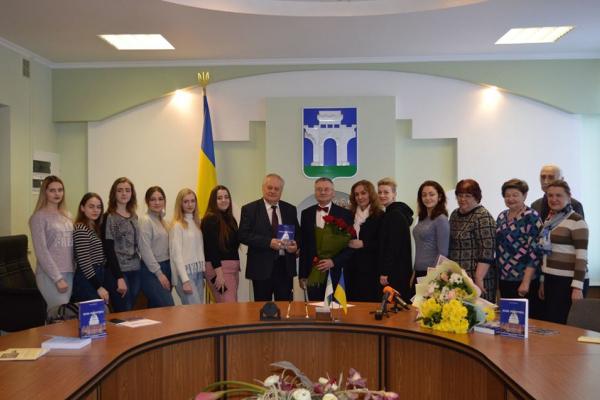 У Рівному — новий лауреат міської літературної премії імені Уласа Самчука