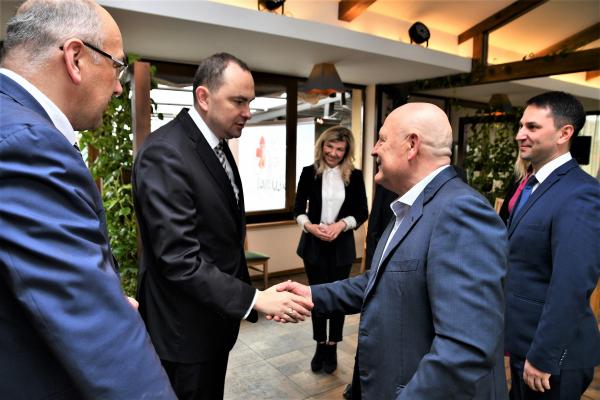 Польські високопосадовці відвідали Рівне