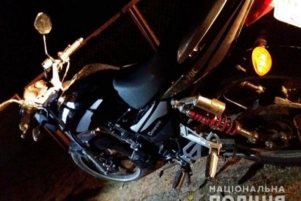 На Володимиреччині чоловік опинився у реанімації внаслідок падіння з мотоцикла