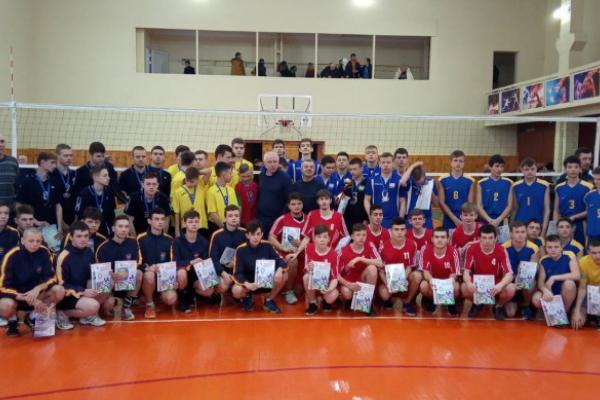 Рівненські баскетболісти з вадами слуху посіли четверте місце на чемпіонаті України