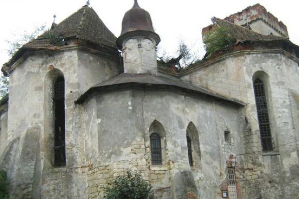 Козова — залишки замку і батьківщина «Жигулівського»