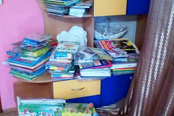 Примірників на понад 25 тисяч гривень зібрала для дітей «Рівнекнига»