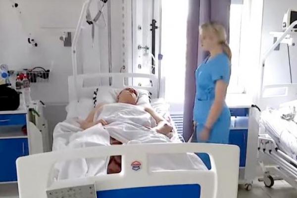 У хлопців, які потрапили у резонансну ДТП поблизу Рівного, численні забої та переломи (Відео)