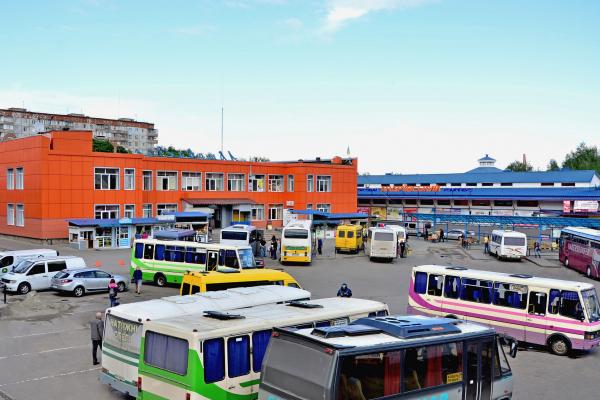 Рівненські перевізники проводять дезинфекцію громадського транспорту