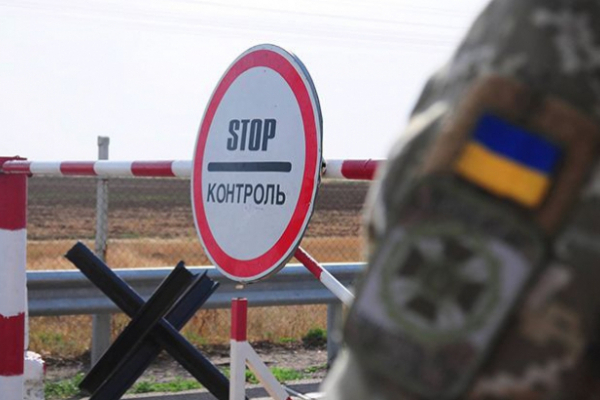 Україна закриє кордон для іноземців на два тижні