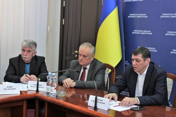 Карантин: на Рівненщині працюватимуть тільки стратегічно необхідні заклади