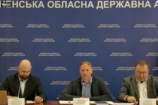 Олег Вівсянник розповів, як тестуватимуть рівнян на коронавірус