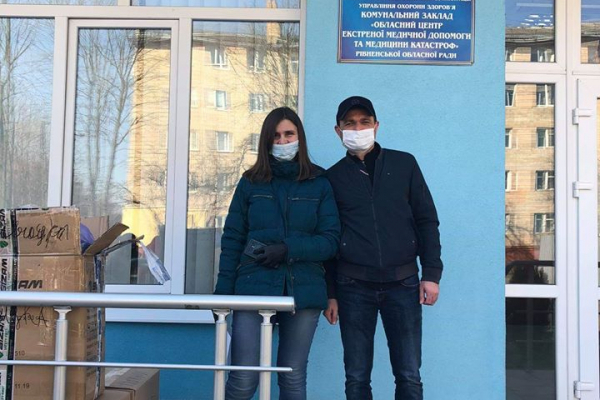 Поки нас звинувачують, ми працюємо, - директорка РОЧБО «Серце дітям України» Марина Кузмічова