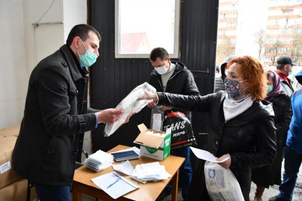 На Рівненщині підприємці допомагають у боротьбі з COVID-19
