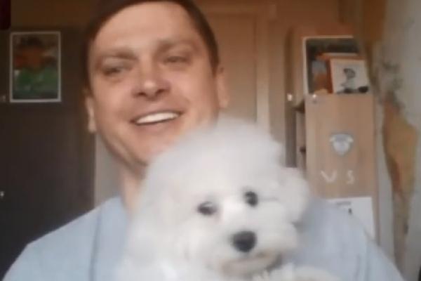 Рівненський бізнесмен розповів, як проводить карантин (відео)
